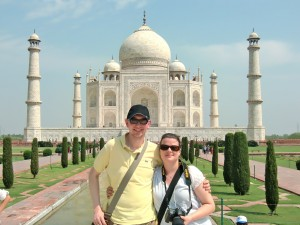 Im April 2011 in Agra